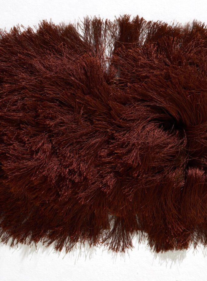 alfombra chocolate