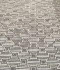 alfombra gris 1,87x2,85